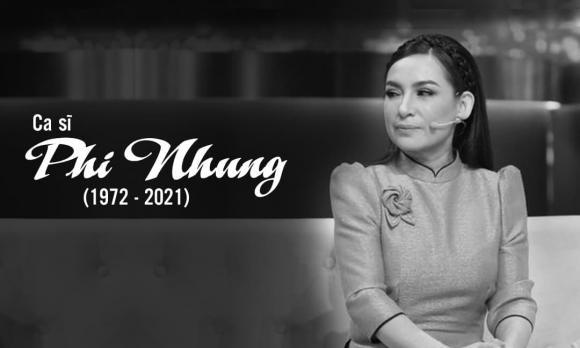 Phi Nhung mat, Quyen Linh: