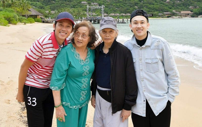 Mr.Dam, Ha Ho va dan sao thuong tiec bo nghe si Hoai Linh-Hinh-2