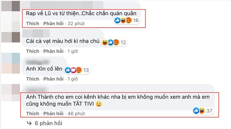 Tran Thanh tung anh Rap Viet, nhieu nguoi tranh thu hoi sao ke-Hinh-4