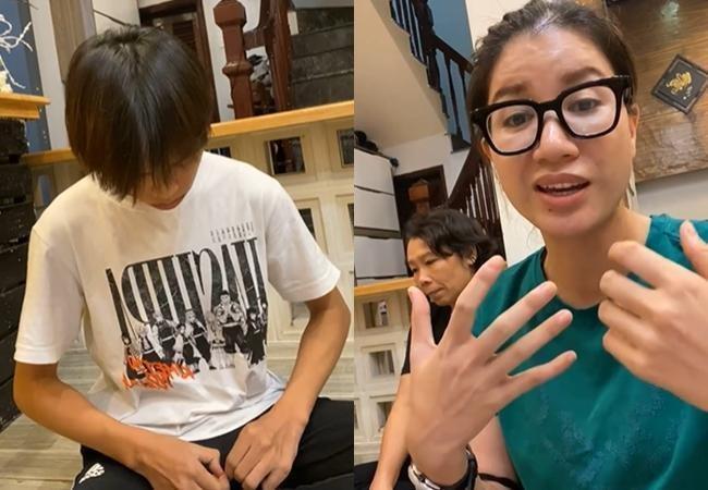 Trang Tran cong khai dia chi nha, thach nguoi den tat mam tom-Hinh-4