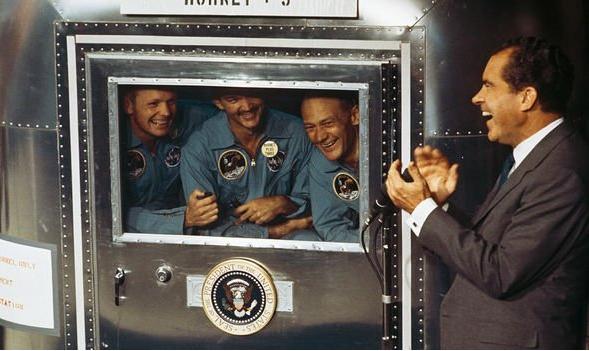Co that la tau vu tru Apollo 11 cua NASA da dua nguoi len Mat Trang?-Hinh-3