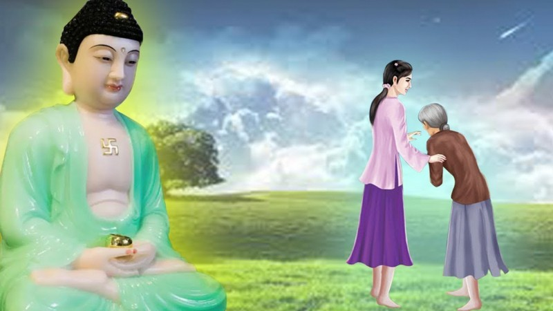 Phat day: Phung duong cha me la may man nhat cua doi nguoi
