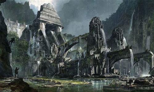 Giai ma vuong quoc Atlantis bi nhan chim duoi nuoc 10.000 nam truoc