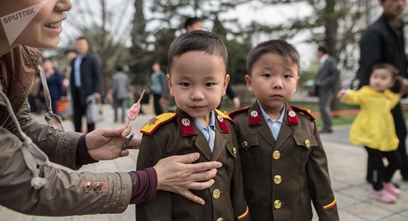 Tre em Trieu Tien duoc giao duc nhu the nao
