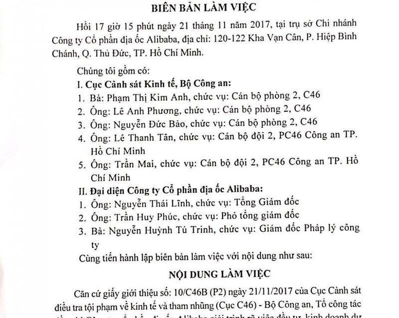 Bo Cong an dieu tra toan dien cong ty CP dia oc Alibaba-Hinh-2