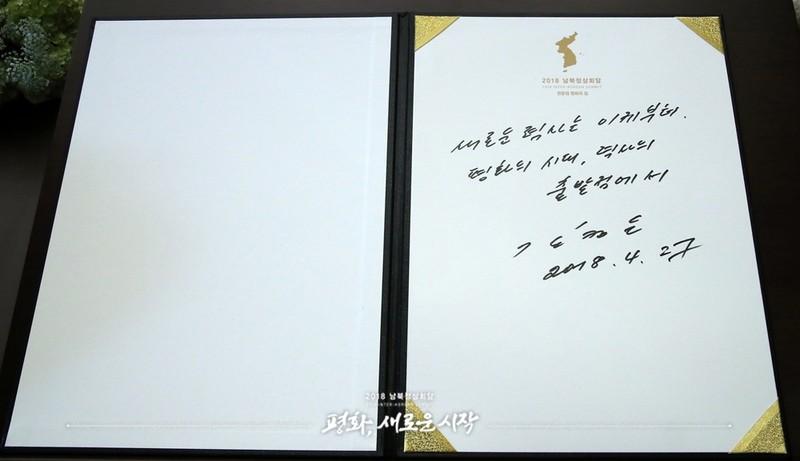Lanh dao Han - Trieu gap go: Moc lich su tren ban dao Trieu Tien (Live)-Hinh-4
