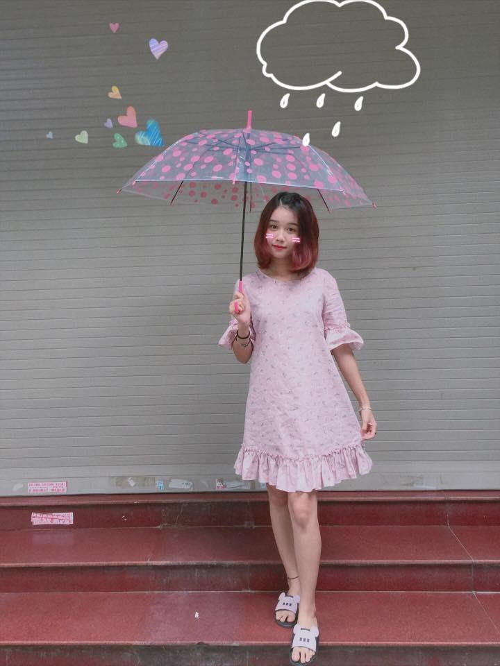 Gu thoi trang de thuong cua ban gai xinh dep cau thu Van Toan-Hinh-8