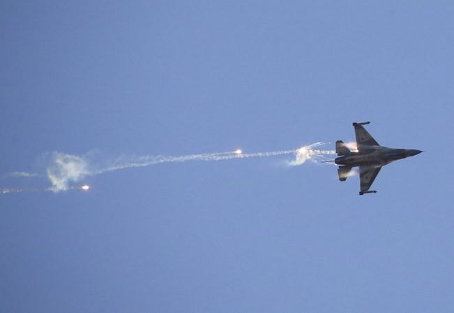 Israel lan dau phan ung truoc vu may bay Nga bi ban ha