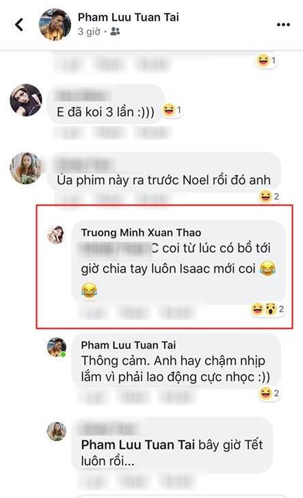 Phan Thanh chia tay tieu thu Xuan Thao vi nho Midu?-Hinh-4