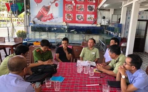 "Xu phat 27,5 trieu dong doi voi nha hang ""chat chem"" khach du lich"