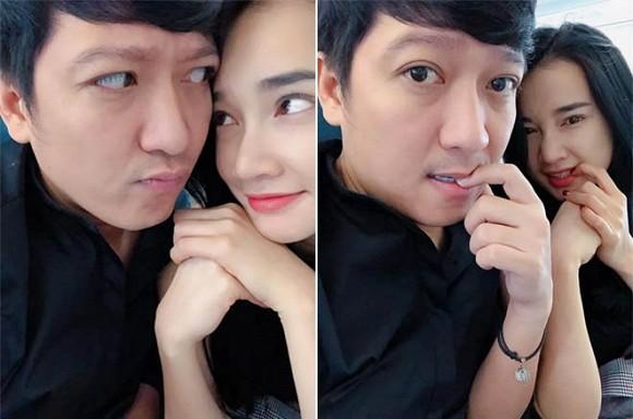 """Nha Phuong bat ngo """"dan mat"""" ong xa Truong Giang"""