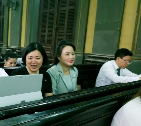 Vu Eximbank va dai gia Chu Thi Binh: Sang nay xet xu phuc tham