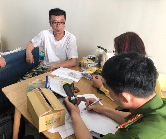 Luong tien, xe xin trong duong day danh bac 30.000 ti dong-Hinh-4