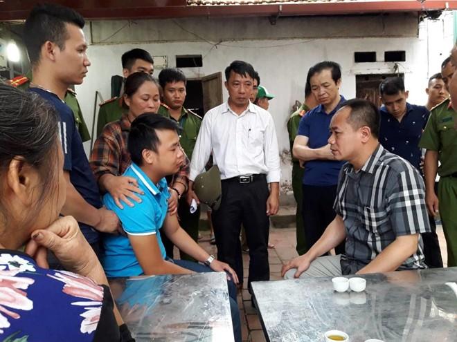 Tham sat o Ha Noi: Nguyen nhan anh sat hai gia dinh em vi 0,5m2 dat?