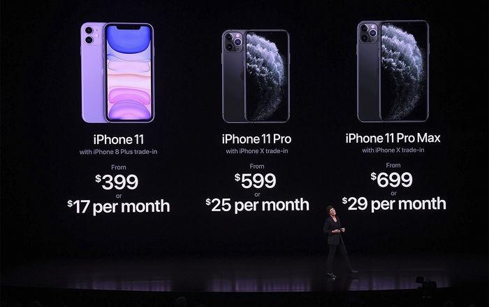 iPhone cu dang gia bao nhieu neu muon len doi iPhone 11?