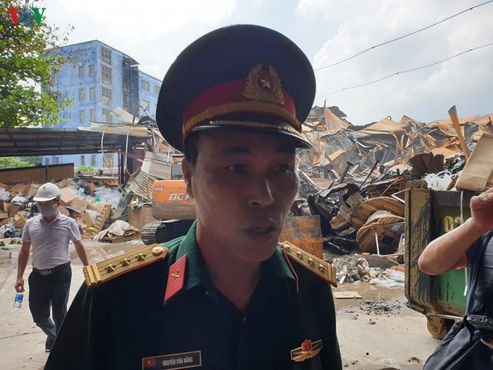 Vu chay cong ty Rang Dong: Di tan la khong can thiet?-Hinh-3