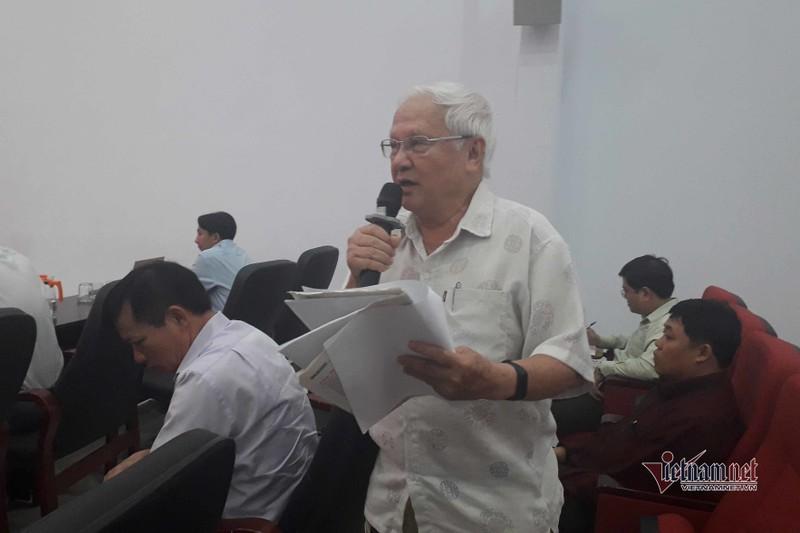 Chu tich TP.HCM noi ve ong Tat Thanh Cang