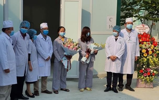 5 nguoi nhiem COVID-19 o Vinh Phuc tai kham, am tinh voi SARS-CoV-2