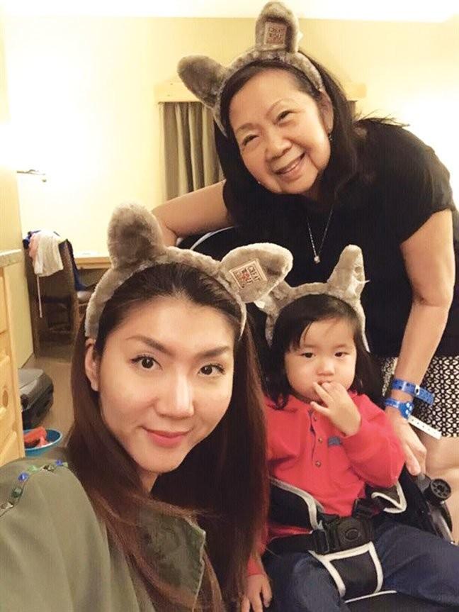 Duong tinh lan dan cua Ngoc Quyen: Ly hon chong cu chua lau da chia tay ban trai moi-Hinh-2