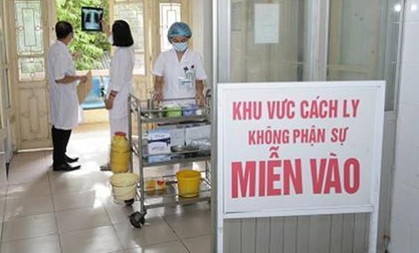 Phat hien them 1 truong hop duong tinh voi SARS-CoV-2 o Me Linh, tung den kham Bach Mai