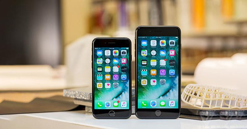Iphone 7 Plus bat ngo giam gia