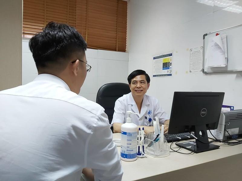 5 nam sinh cung mac benh lau vi di massage: Dieu tri kho khong?