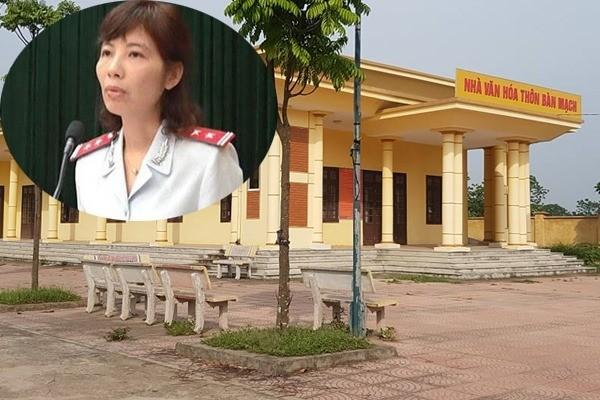 Truong doan Thanh tra Bo Xay dung mang tien chiem doat gui ngan hang