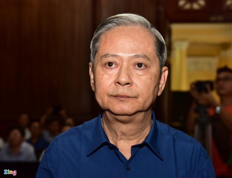 Tran Vinh Tuyen, Dinh La Thang va nhung quan chuc TP HCM vuong lao ly-Hinh-4