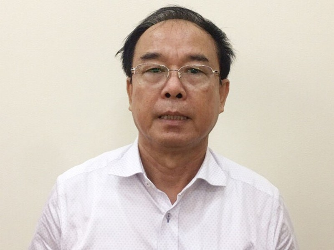 Tran Vinh Tuyen, Dinh La Thang va nhung quan chuc TP HCM vuong lao ly-Hinh-5