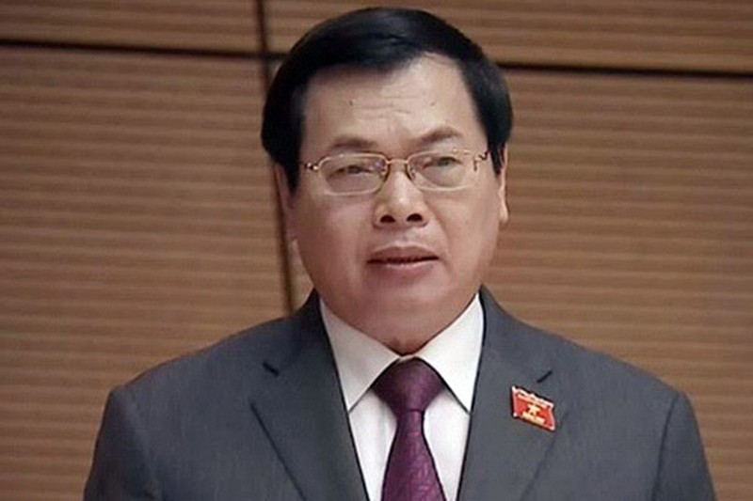 Benh ung thu cua nguyen Bo truong Vu Huy Hoang co nguy hiem?