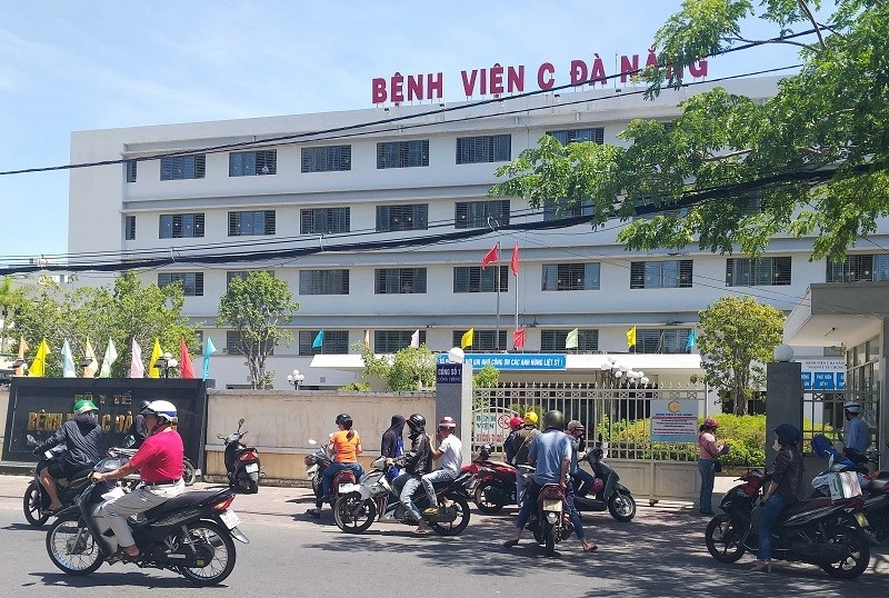"""Lich trinh """"dang ngai"""" cua ca benh o Da Nang 3 lan duong tinh COVID-19"""