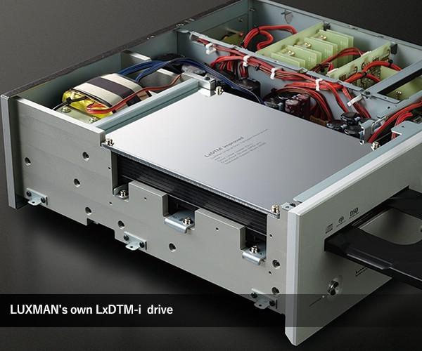 Luxman D-10X, dau doc dinh nhat, gom nhieu cong nghe dau tien tren the gioi-Hinh-3