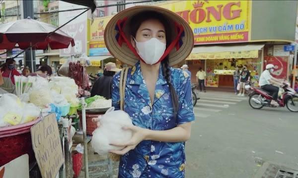 """Thuy Tien ngam """"vo mat"""" nu dien vien phat ngon ngong cuong-Hinh-2"""