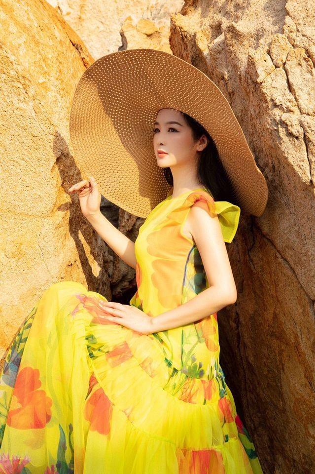 Bi quyet giu nhan sac khong tuoi cua Hoa hau Giang My o tuoi U50-Hinh-7
