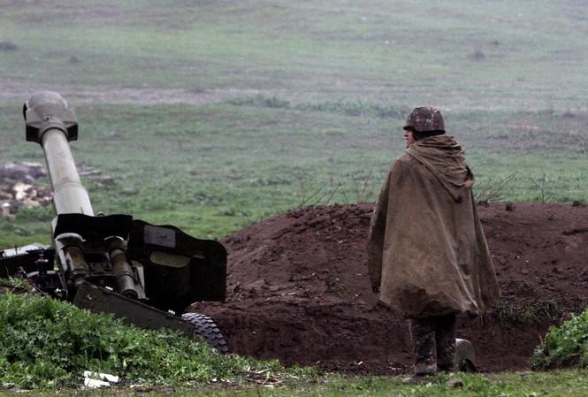 Them nguoi chet o Nagorno - Karabakh