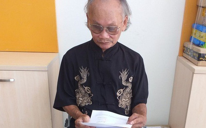 Vo su Pham Dinh Quy bi bat giu khan cap