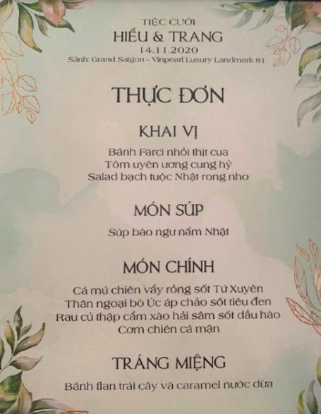 """""""Do"""" thuc don tiec cuoi """"son hao hai vi"""" cua Cong Phuong va Xemesis-Hinh-2"""