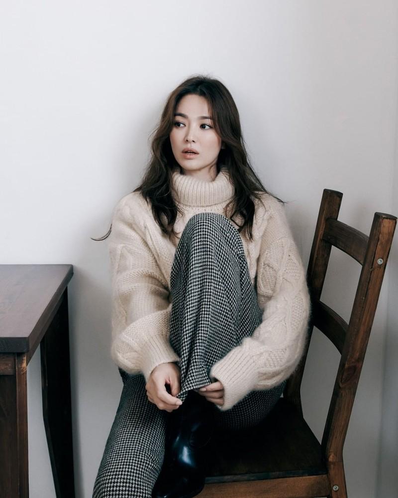 Hau ly hon, Song Hye Kyo cuc tre dep voi bo anh thoi trang sanh dieu-Hinh-10