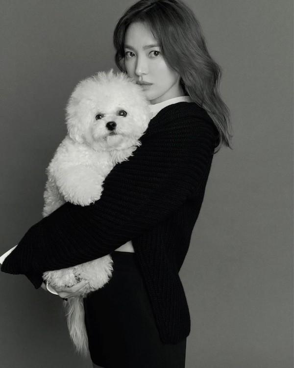 Hau ly hon, Song Hye Kyo cuc tre dep voi bo anh thoi trang sanh dieu-Hinh-4