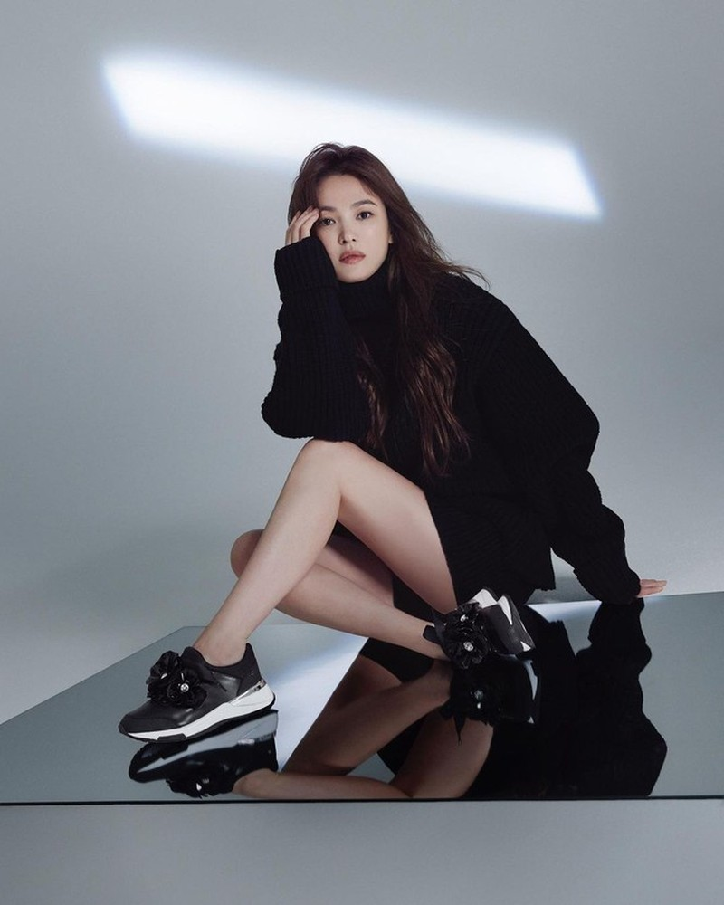 Hau ly hon, Song Hye Kyo cuc tre dep voi bo anh thoi trang sanh dieu-Hinh-6