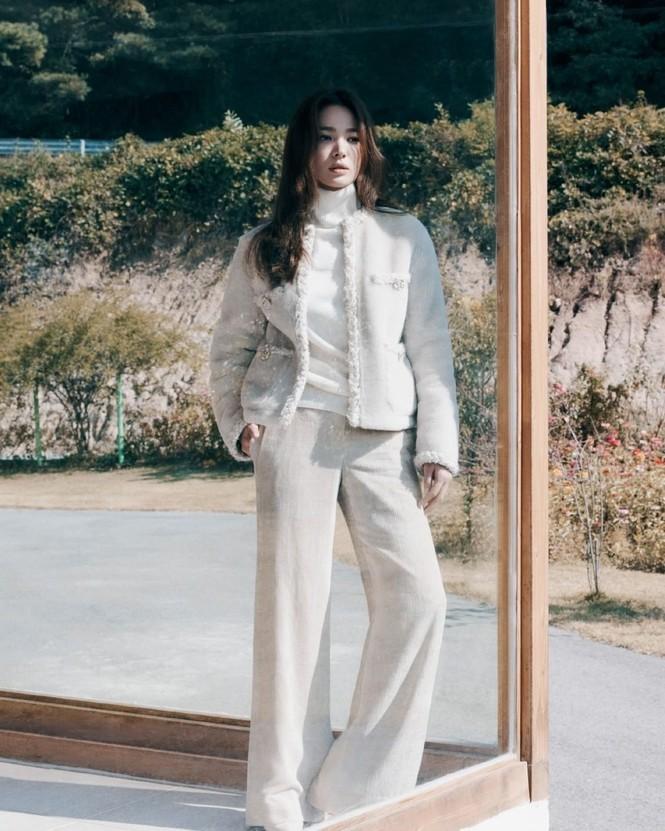 Hau ly hon, Song Hye Kyo cuc tre dep voi bo anh thoi trang sanh dieu-Hinh-7