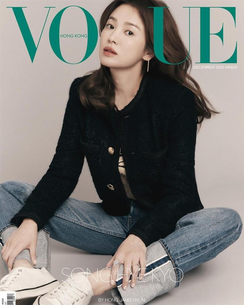 Hau ly hon, Song Hye Kyo cuc tre dep voi bo anh thoi trang sanh dieu
