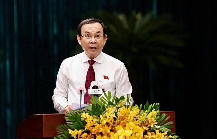Ong Nguyen Van Nen giu chuc Bi thu Dang uy Quan su TP.HCM