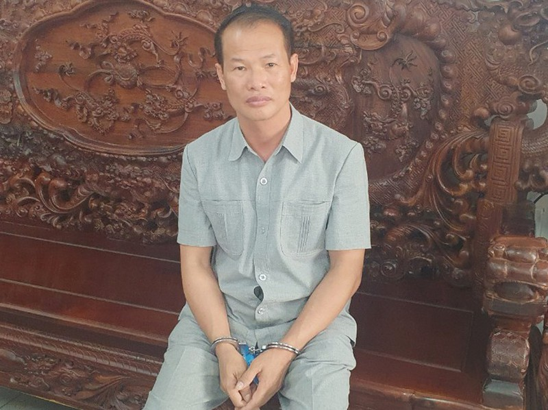Giam doc Nguyen Chu Sam bi bat