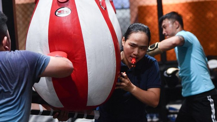 Nu trong tai boxing dau tien cua Viet Nam-Hinh-10