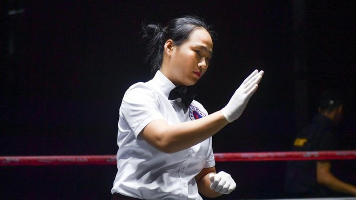 Nu trong tai boxing dau tien cua Viet Nam-Hinh-16