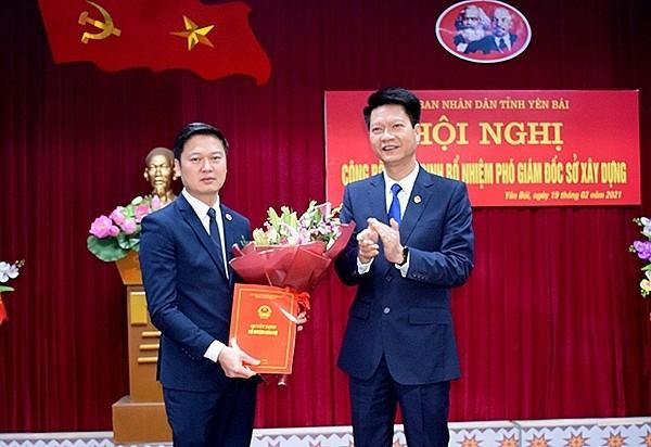 Bo nhiem lanh dao moi Yen Bai, Phu Yen, Quang Nam
