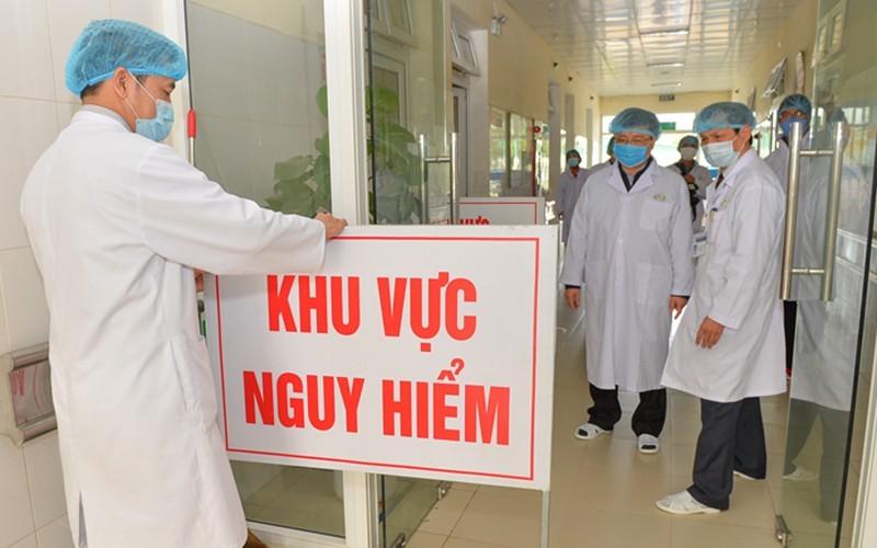Chieu 25/2: Them 8 ca mac COVID-19, gom Hai Duong 7, Tay Ninh 1