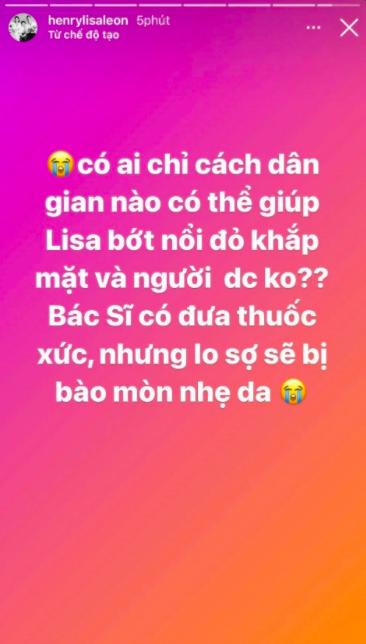 Con gai Ha Ho man do khap nguoi: Nguyen nhan, xu ly the nao?
