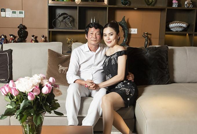 Giam 6kg/tuan, Hoa hau Phuong Le duoc chong thuong 6 ty... bi quyet nao?-Hinh-3